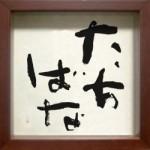 筆文字額 フォト書(SHO)シンプルタイプ Sサイズ(8)